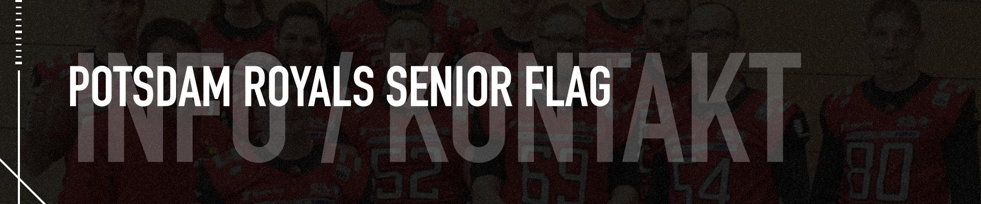 Senior Flag Info
